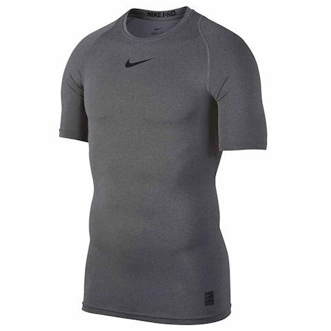 Nike Pro Men's Short-Sleeve Training Top - Grey Image