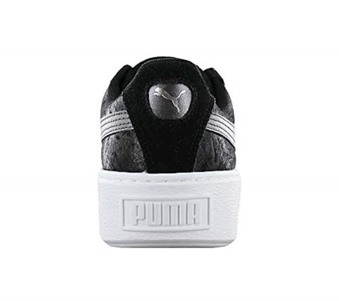 Puma Suede Platform Metallic Safari Women's Trainers Image 11