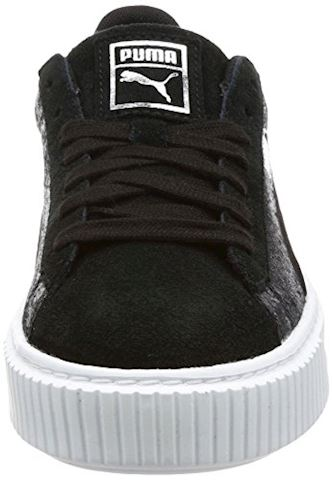 Puma Suede Platform Metallic Safari Women's Trainers Image 4