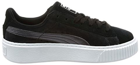 Puma Suede Platform Metallic Safari Women's Trainers Image 6