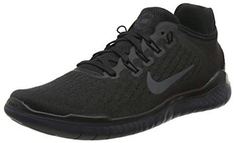 Nike Free RN 2018 Men's Running Shoe - Black Image