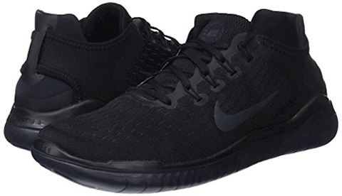 Nike Free RN 2018 Men's Running Shoe - Black Image 12