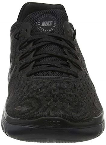 Nike Free RN 2018 Men's Running Shoe - Black Image 4