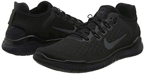 Nike Free RN 2018 Men's Running Shoe - Black Image 5