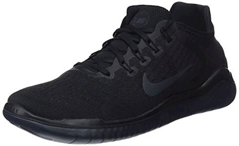 Nike Free RN 2018 Men's Running Shoe - Black Image 8