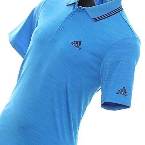 adidas Ultimate365 Heather Polo Shirt Image 3
