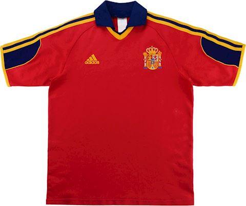 adidas Spain Kids SS Home Shirt 1999 Image