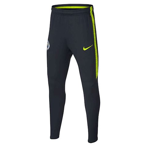 Nike Manchester City FC Dri-FIT Squad Big Kids'Football Pants - Blue Image
