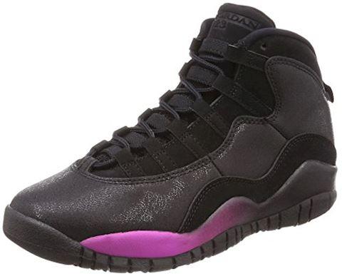 Nike Air Jordan X Retro (3-9) Older Kids'Basketball Shoe - Black Image