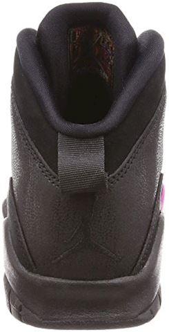 Nike Air Jordan X Retro (3-9) Older Kids'Basketball Shoe - Black Image 2