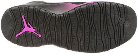 Nike Air Jordan X Retro (3-9) Older Kids'Basketball Shoe - Black Image 3
