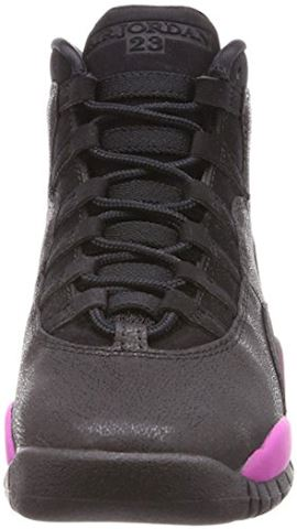 Nike Air Jordan X Retro (3-9) Older Kids'Basketball Shoe - Black Image 4
