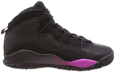 Nike Air Jordan X Retro (3-9) Older Kids'Basketball Shoe - Black Image 5