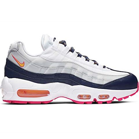 newest 7325a efabe Nike Air Max 95 OG Women's Shoe - Blue