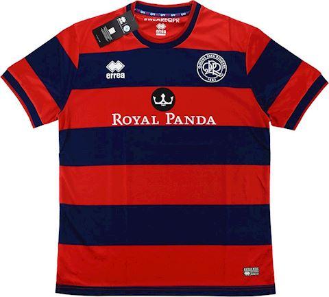 Errea Queens Park Rangers Mens SS Away Shirt 2017/18 Image