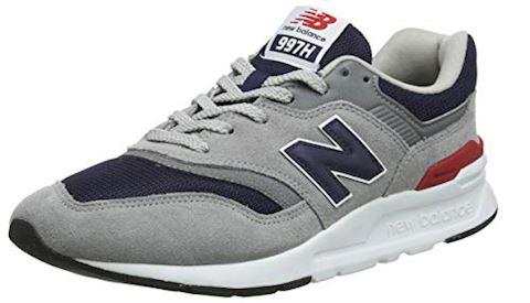 best website fdda8 6e19c New Balance 997 Grey/ Navy/ Red/ White