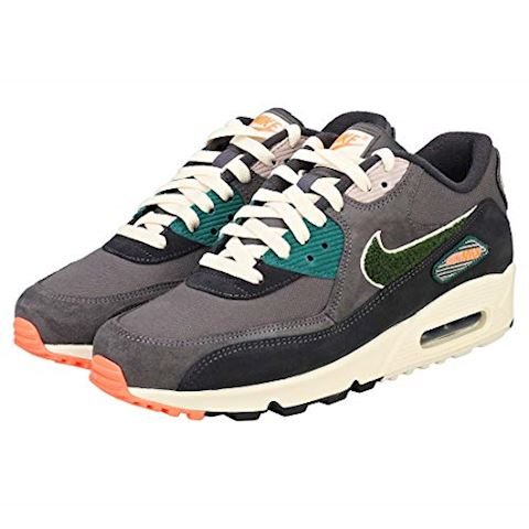 Nike Air Max 90 Premium SE Men's Shoe - Grey Image 14