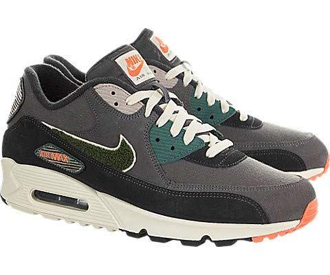 Nike Air Max 90 Premium SE Men's Shoe - Grey Image 2