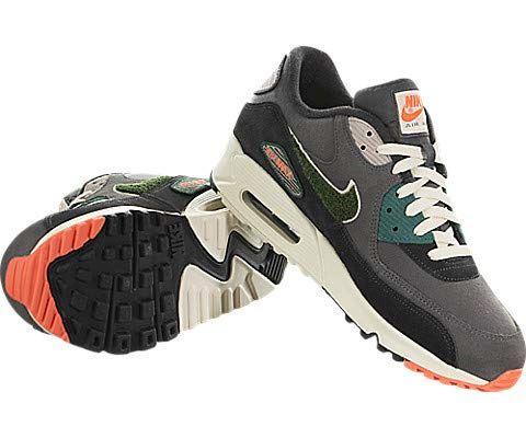 Nike Air Max 90 Premium SE Men's Shoe - Grey Image 3