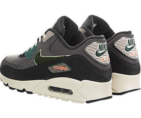 Nike Air Max 90 Premium SE Men's Shoe - Grey Image 4