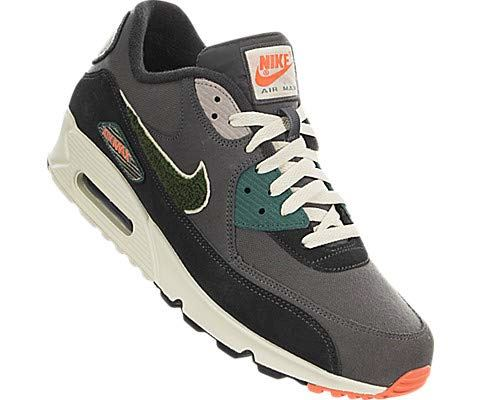 Nike Air Max 90 Premium SE Men's Shoe - Grey Image 5