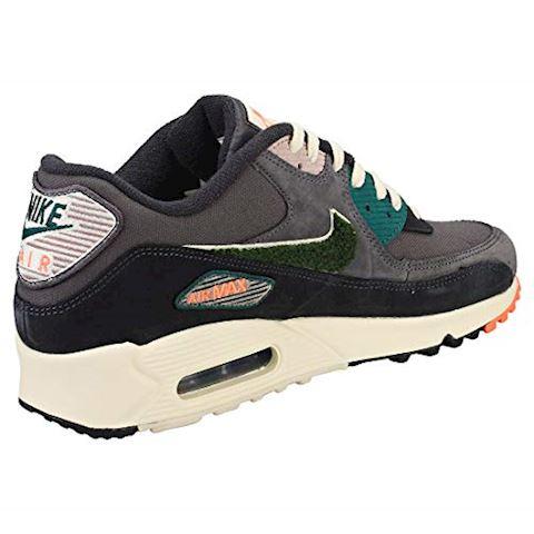 Nike Air Max 90 Premium SE Men's Shoe - Grey Image 7