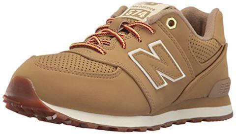 New Balance 574 Heritage Sport Kids Boys' Outlet Shoes Image