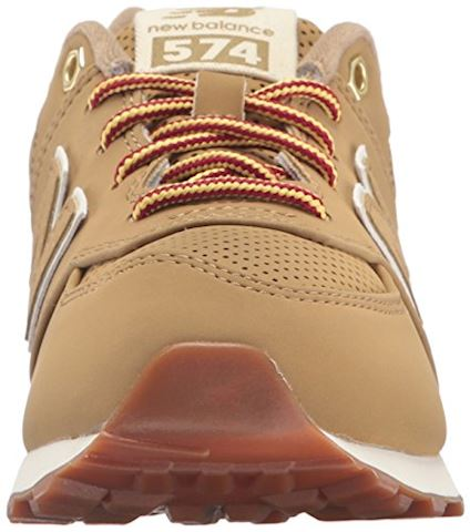 New Balance 574 Heritage Sport Kids Boys' Outlet Shoes Image 4