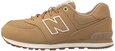 New Balance 574 Heritage Sport Kids Boys' Outlet Shoes Image 5