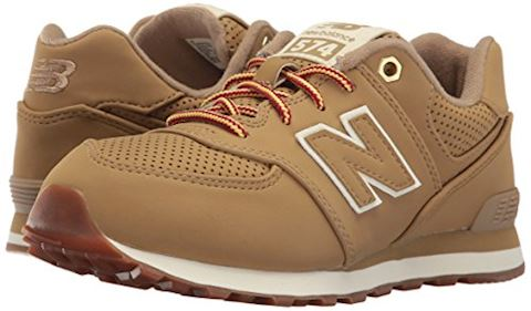 New Balance 574 Heritage Sport Kids Boys' Outlet Shoes Image 6