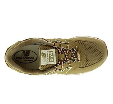 New Balance 574 Heritage Sport Kids Boys' Outlet Shoes Image 7