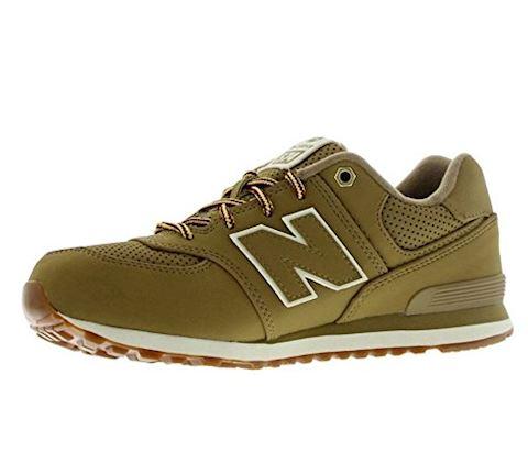 New Balance 574 Heritage Sport Kids Boys' Outlet Shoes Image 8