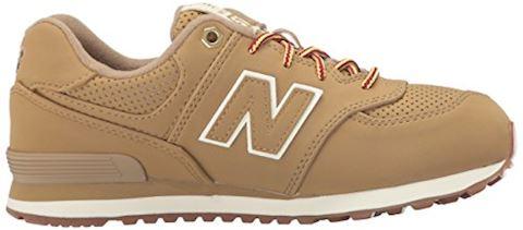 New Balance 574 Heritage Sport Kids Boys' Outlet Shoes Image 9