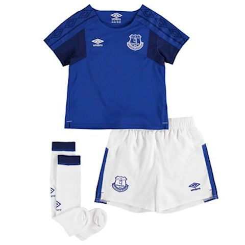 Umbro Everton Baby SS Home Mini Kit 2017/18 Image