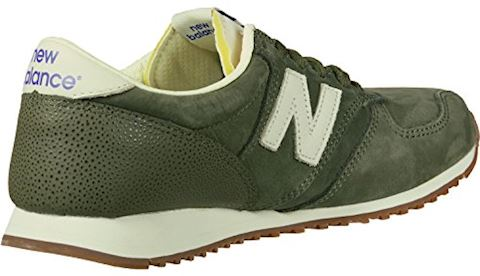 New Balance  U420  women's Shoes (Trainers) in Green Image 3