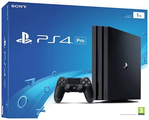 PS4 - Console - Pro - 1TB Image