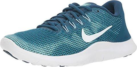 Nike Flex RN 2018 Women's Running Shoe - Blue Image