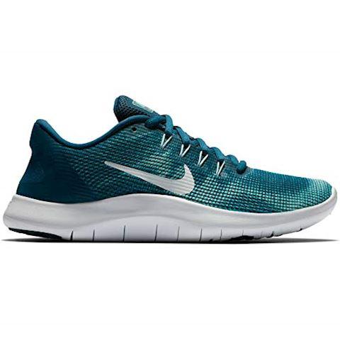 Nike Flex RN 2018 Women's Running Shoe - Blue Image 12