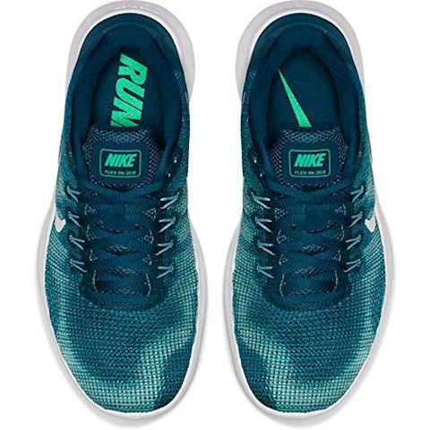 Nike Flex RN 2018 Women's Running Shoe - Blue Image 14