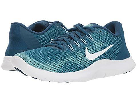 Nike Flex RN 2018 Women's Running Shoe - Blue Image 7