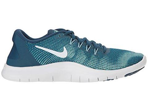 Nike Flex RN 2018 Women's Running Shoe - Blue Image 8