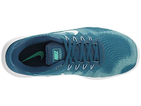 Nike Flex RN 2018 Women's Running Shoe - Blue Image 9
