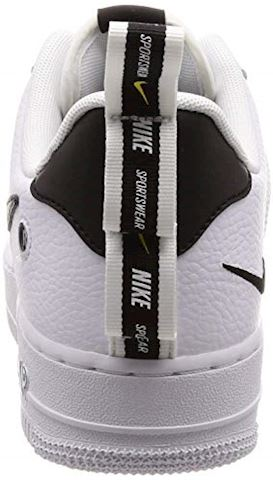 Nike Air Force 1'07 LV8 Utility Men's Shoe - White Image 2