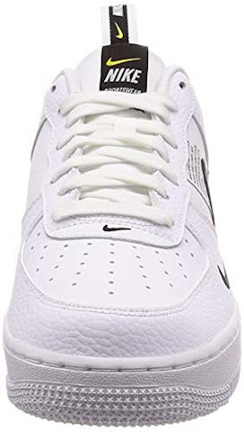 Nike Air Force 1'07 LV8 Utility Men's Shoe - White Image 4