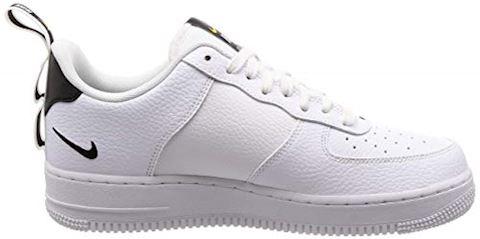 Nike Air Force 1'07 LV8 Utility Men's Shoe - White Image 6