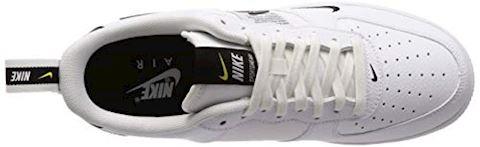 Nike Air Force 1'07 LV8 Utility Men's Shoe - White Image 7