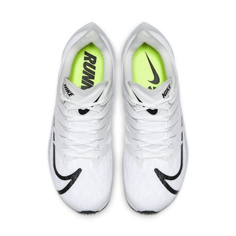 big sale 4a576 41dc5 Nike Zoom Rival Fly Women s Running Shoe - White Image 4
