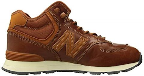 New Balance  MH574  men's Shoes (Trainers) in Brown Image 7