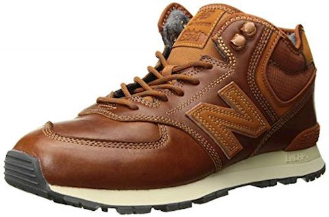 outlet store 887e9 2eaf6 New Balance MH574 men's Shoes (Trainers) in Brown