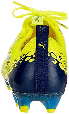 PUMA evoPOWER Vigor 1 K-Leather Graphic FG - Yellow Image 2